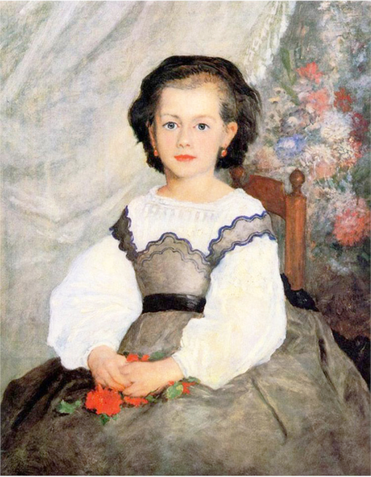 Arte e Artistas - Biografia de Auguste Renoir e obras f037adad1e