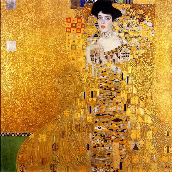 Biografia de Gustav Klimt - o beijo