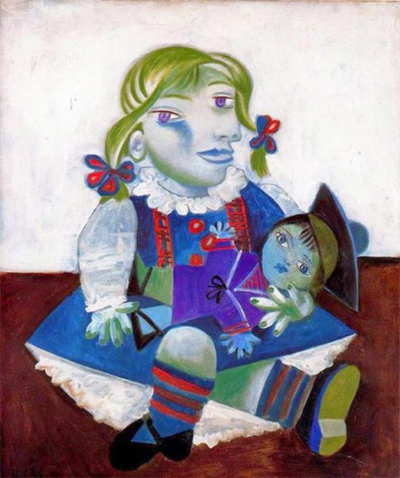 Arte E Artistas Biografia De Pablo Picasso E Algumas De Suas Obras