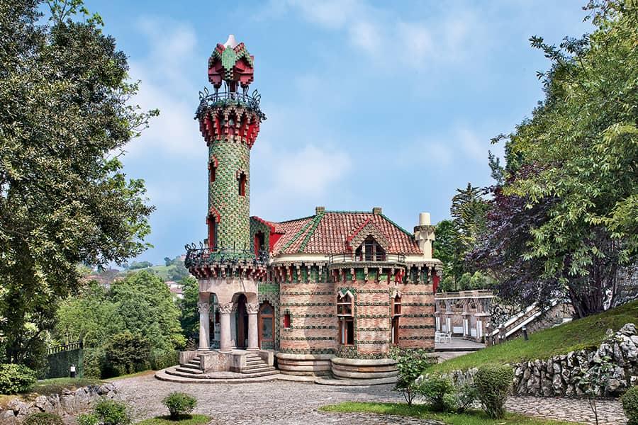 Arte e Artistas - Biografia do Arquiteto Antoni Gaudí